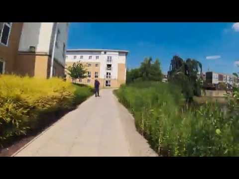 Wentworth College: walk-through tour