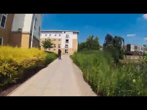 Wentworth College: walk-through tour