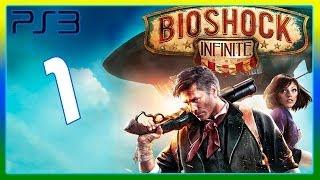 BioShock Infinite - Detonado Parte #01-Pt-Br[HD](PS3)