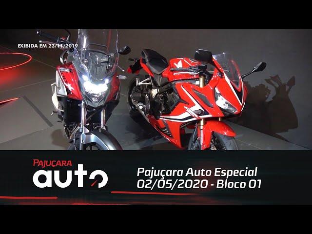 Pajuçara Auto Especial 02/05/2020 - Bloco 01