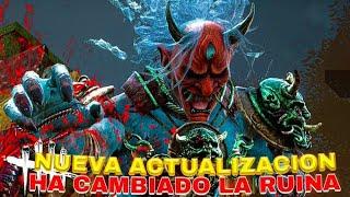 DEAD BY DAYLIGHT | NUEVA ACTUALIZACION! HAN CAMBIADO LA RUINA F EN EL CHAT ( NERFEO O BUFF ? )