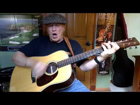 167b -  Like A Rolling Stone -  Bob Dylan cover -  Vocal -  Acoustic guitar & chords
