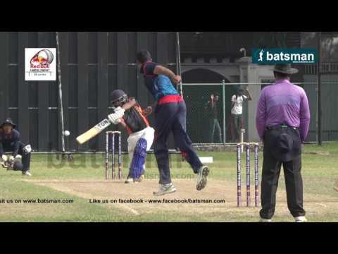 Red Bull Campus Cricket National Finals - SL Qualifiers (Quarter Finals Highlights - Day 2)
