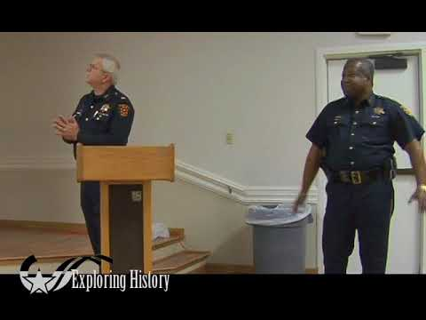 Exploring History Lunch Lectures: College Station Police Department (Larry Johnson, Scott Simpson)
