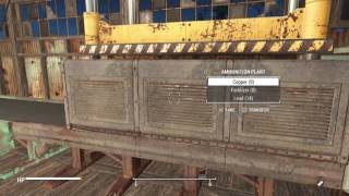 Fallout 4 Contraptions Workshop Ammo Factory