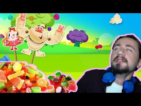 Bu Nasıl Oyun Arkadaş?! - Candy Crush Saga