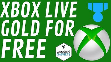 How to Get Xbox Live Gold for Free with Microsoft Rewards