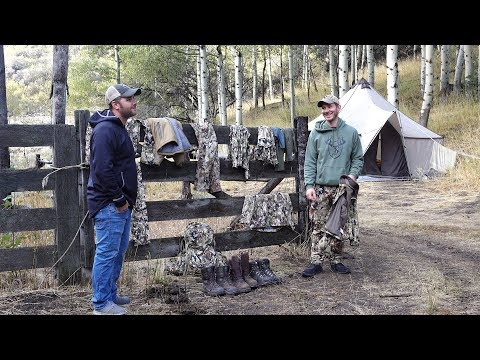 Sitka Gear Used Elk Hunting