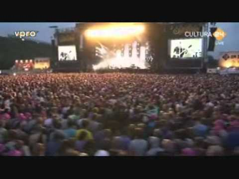 Kings of Leon - Knocked Up (live @ Pinkpop 2011)