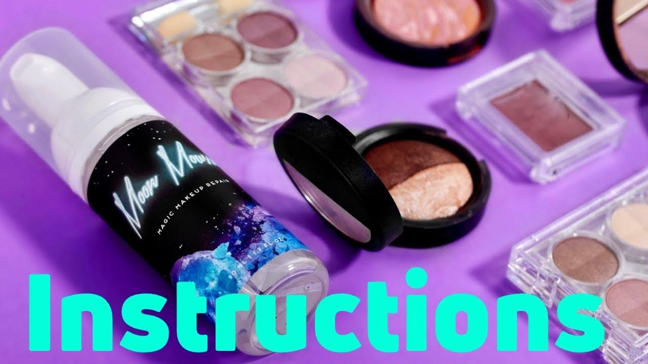 moonmousse | Moon Mousse™ Magic Makeup Repair Kit