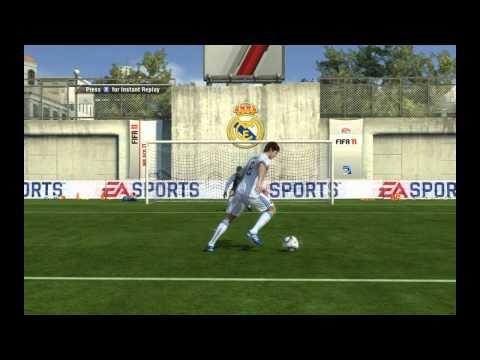 FIFA 11 PC Skills Guide - Lesson Num 1