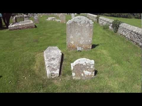 Victims Of The Clarendon Shipwreck - Blackgang/chale - Isle Of Wight