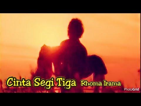 Cinta Segi Tiga - Rhoma Irama - Original Video Clip film