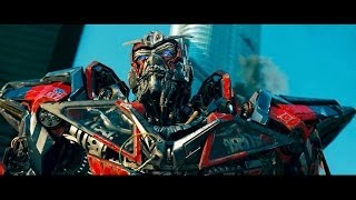 Transformers Dark of the moon  Optimus prime vs Sentinel prime  (1080pHD VO)