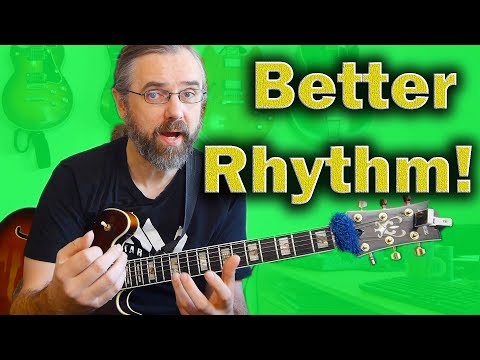 Better Rhythms in Your Guitar Solos - Inspired by Jim Hall and Barney Kessel