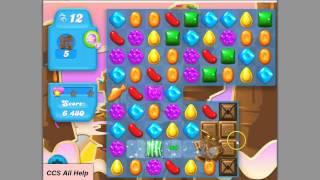 Candy Crush SODA SAGA level 72 basic strategy