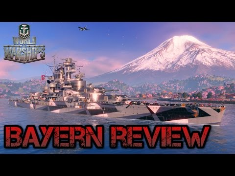 World of Warships - Bayern Review