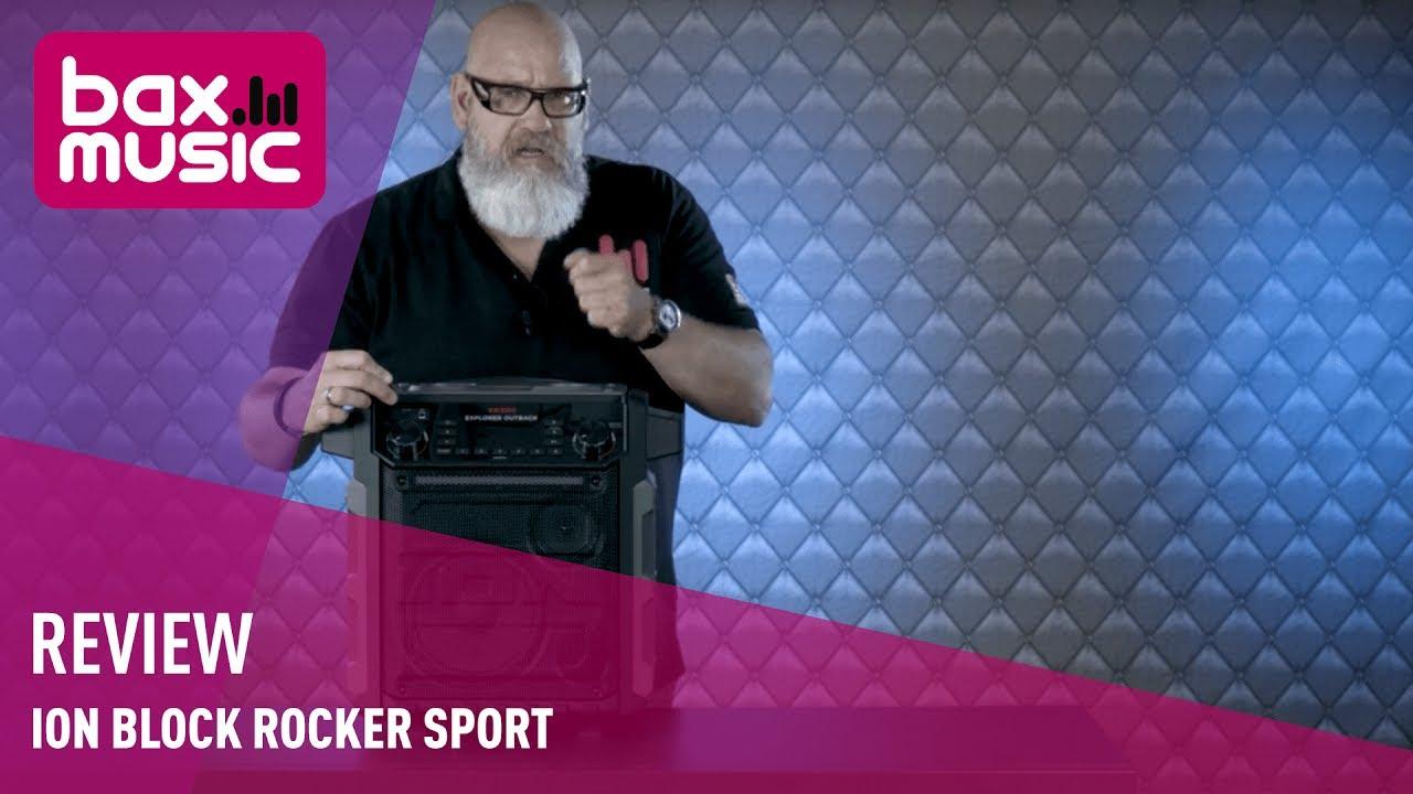 ION Block Rocker Sport - review - YouTube 8a1b5bf67740e