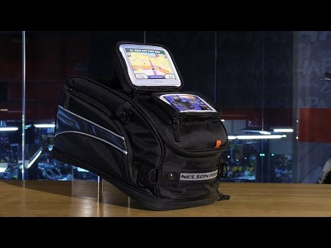 Nelson Rigg CL-2020 GPS Motorcycle Tank Bag Review