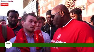 I'll Be Scared Of Arsenal If You Get Buvac! (Liverpool Fan) | Arsenal 5-0 Burnley