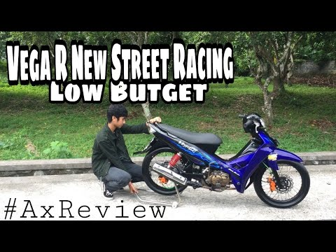 REVIEW VEGA R NEW | LOW BUTGET !!