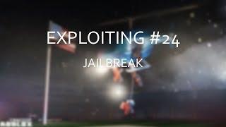 Roblox Exploiting #24 | Jailbreak Chaos