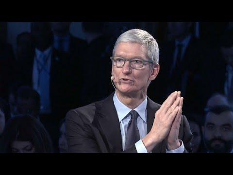 Tim Cook: Corporations should have values