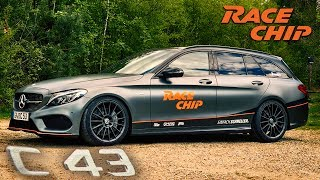 Mercedes C43 AMG REVIEW 434HP RaceChip by AutoTopNL