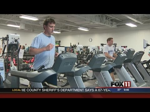 CDC: adults don't exercise enough