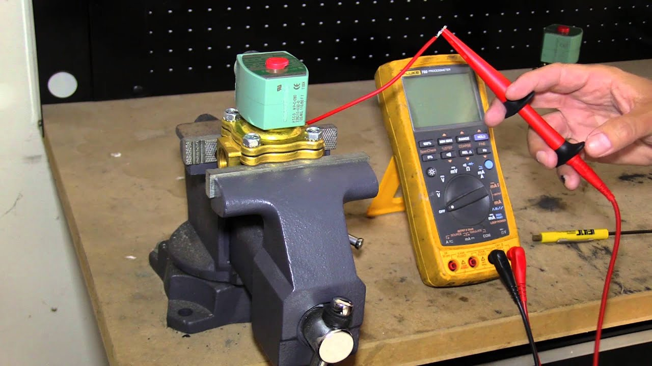 how to troubleshoot an asco solenoid valve [ 1280 x 720 Pixel ]