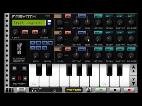 using a midi controller with caustic 2 1 on android doovi. Black Bedroom Furniture Sets. Home Design Ideas