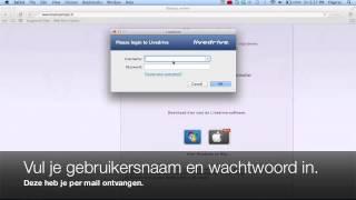 Installatie Mac
