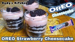 OREO Strawberry Cheesecake, OREO Cheesecake