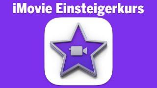 Neu: Mac iMovie Videokurs eBook - Trailer