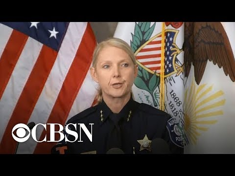 Police chief on