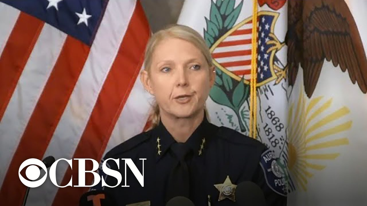 """Police chief on gunman: """"He was not supposed to be in possession of a firearm"""""""