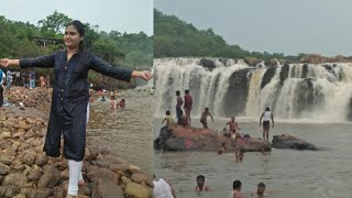 Bogatha Waterfalls | Day Out With Family ||Hina Naaz