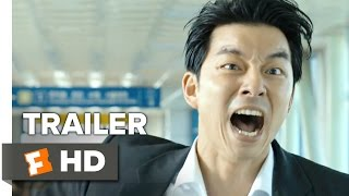 Train to Busan Official Trailer 1 (2016) - Yoo Gong Movie