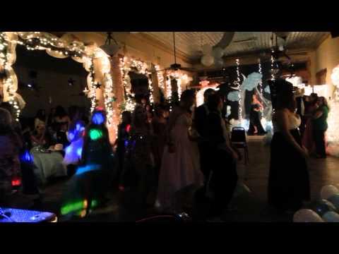 Blair, Oklahoma Prom 2013