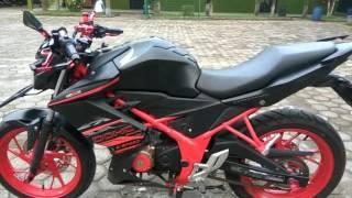 Modifikasi Honda cb150r 2016 #PART 1 Mp3