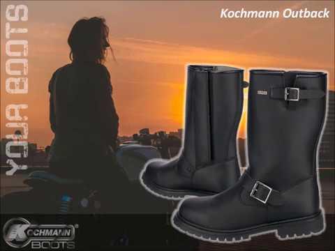 Kochmann Biker Boots Motorradstiefel