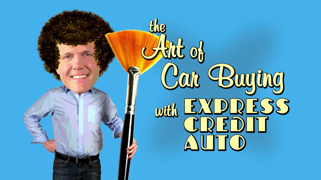 Express Credit Auto >> The Art Of Car Buying With Express Credit Auto