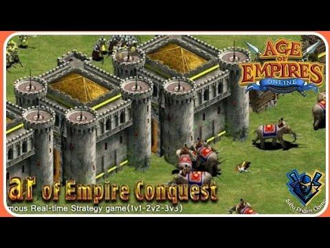 War of Empire Conquest   Siêu phẩm game chiến thuật dàn trận AoE đế chế Mobile online