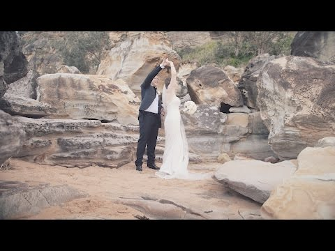 Northern Beaches Wedding Video - Belinda & Robert - The Boathouse Palm Beach