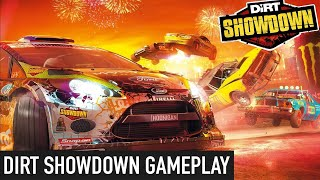 DiRT Showdown Gameplay (PC)
