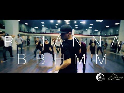 Rihanna - Bitch Better Have My Money (Remix) @ItsChrisClark Choreography