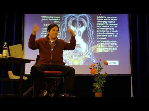 Mantak Chia lecture in Berlin 2017 (Spring)_Six Healing Sounds
