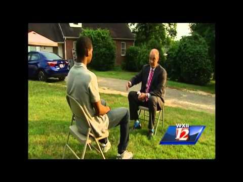 Walking Miracle: Meet Yadkin County's Christian Hurt