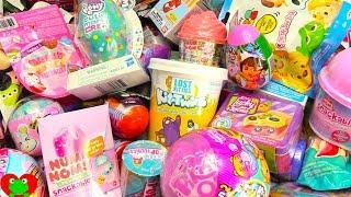 Dora the Explorer Surprise Eggs MLP Cutie Mark Crew and Disney Surprises