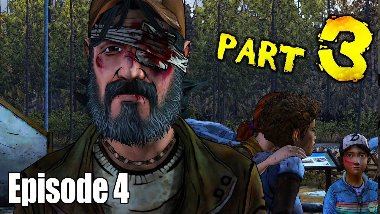 walking dead game season 1 episode 4 guide
